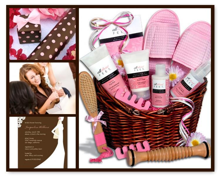Creative Bridal Shower Gift Basket Ideas  Wonderful Bridal Shower Gift Basket Ideas
