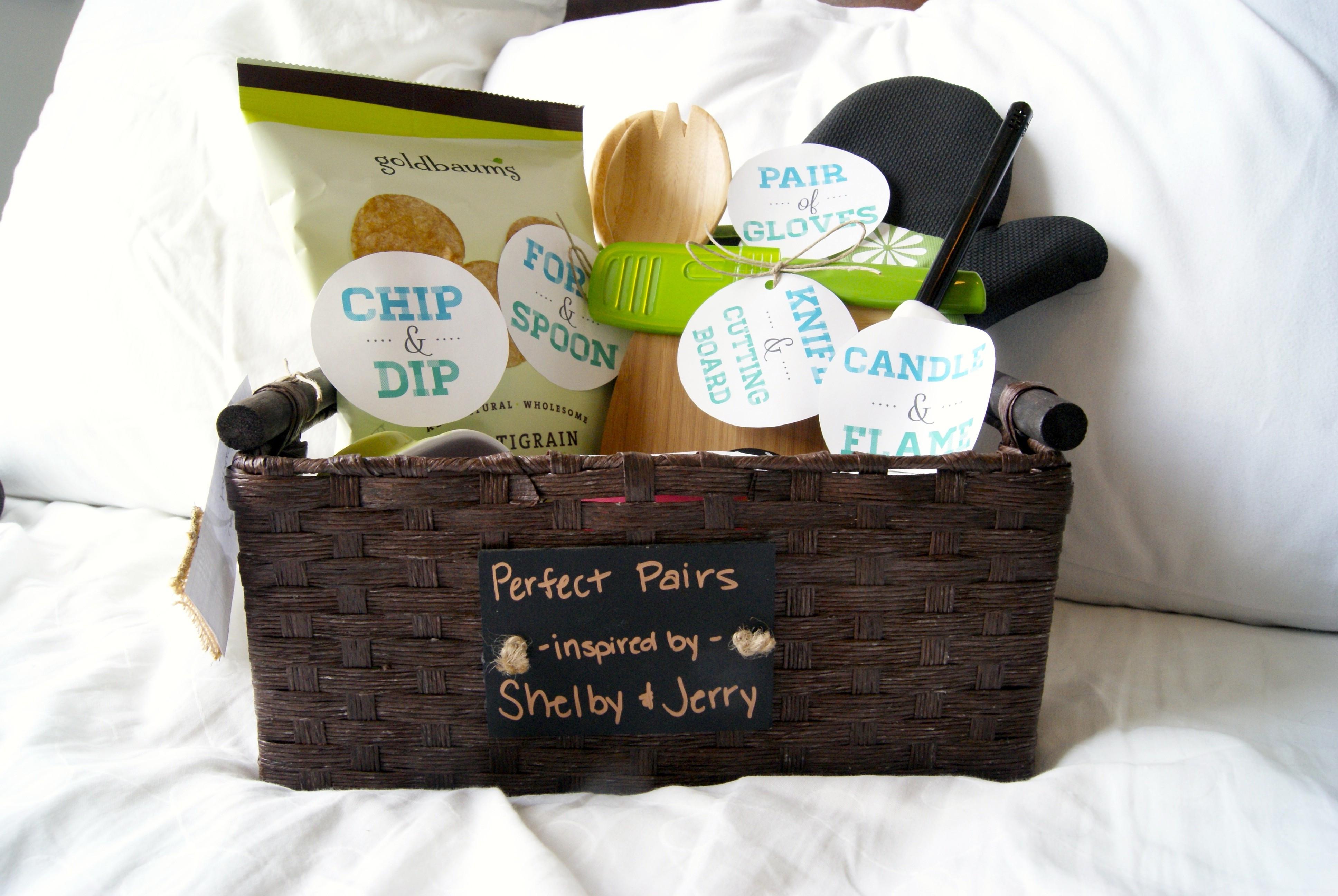 Creative Bridal Shower Gift Basket Ideas  Unique Wedding Shower Gift Basket Ideas Gift Ftempo