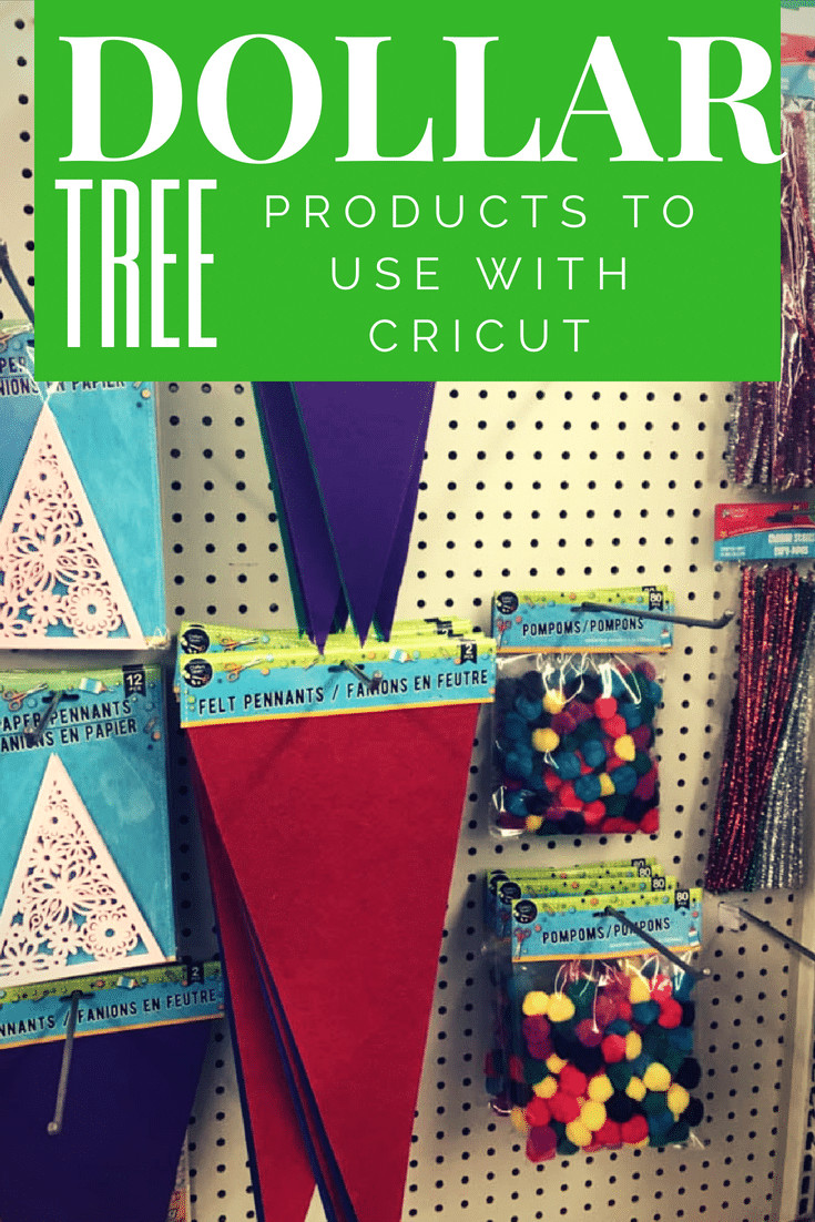 Best ideas about Cricut Craft Ideas . Save or Pin Best Dollar Store Products to Use for Cricut Projects Now.