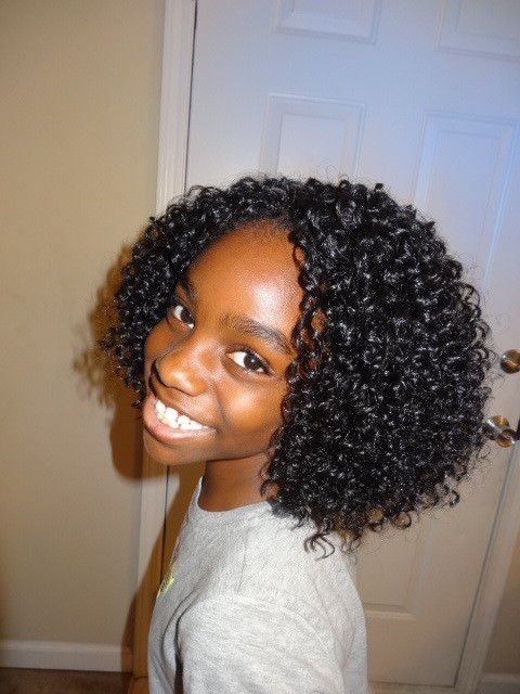 Best ideas about Crochet Braids Hairstyles For Kids . Save or Pin 20 Enthralling Crochet Braids for Kids to Try HairstyleCamp Now.