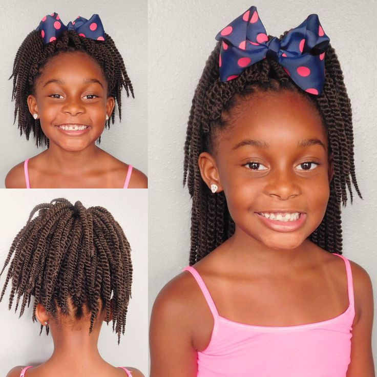 Best ideas about Crochet Braids Hairstyles For Kids . Save or Pin 60 best images about Natural hairstyles for kids on Now.