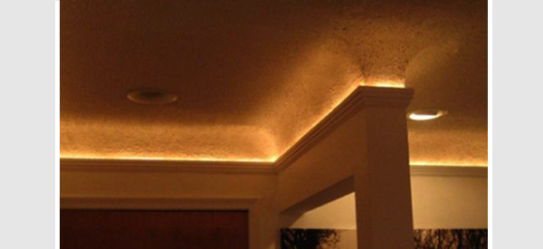 Best ideas about Crown Molding Lighting . Save or Pin L&L Design Guide Cove Lighting Ideas Now.