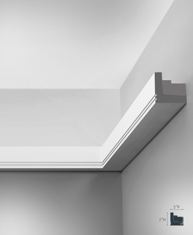 Best ideas about Crown Molding Lighting . Save or Pin Modern Crown Molding Sunrise Crown Molding for Indirect Now.