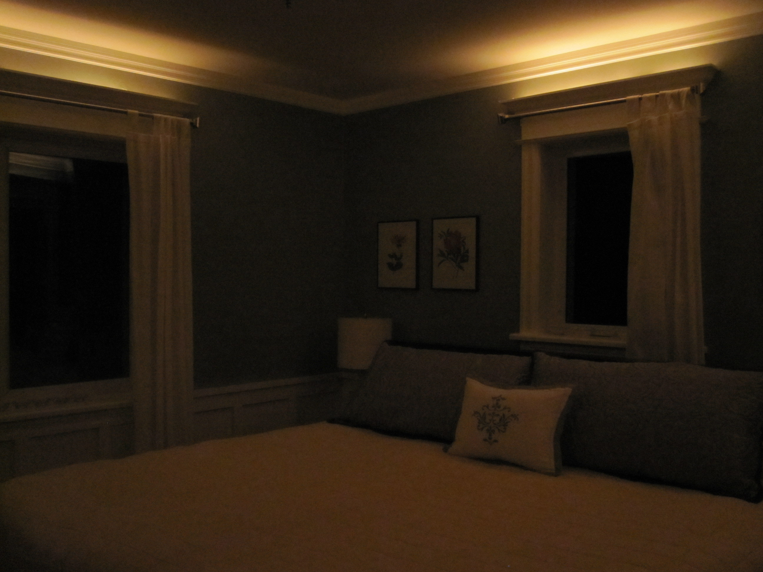 Best ideas about Crown Molding Lighting . Save or Pin The Crowning Jewel Now.