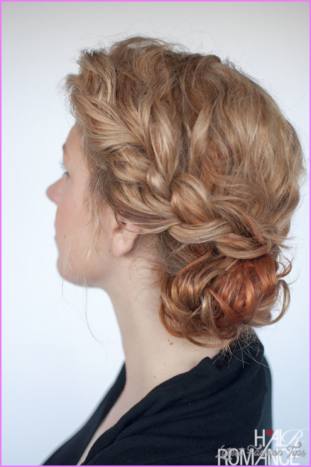 Best ideas about Curls Hairstyles With Braids . Save or Pin Curly Hairstyles And Braids LatestFashionTips Now.
