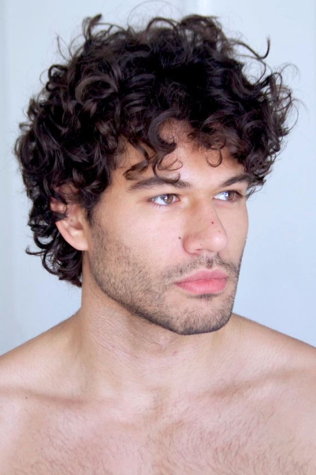 Curly Hair Mens Haircuts  TOP 30 BEST HAIRCUTS FOR MEN AND BOYS IN 18