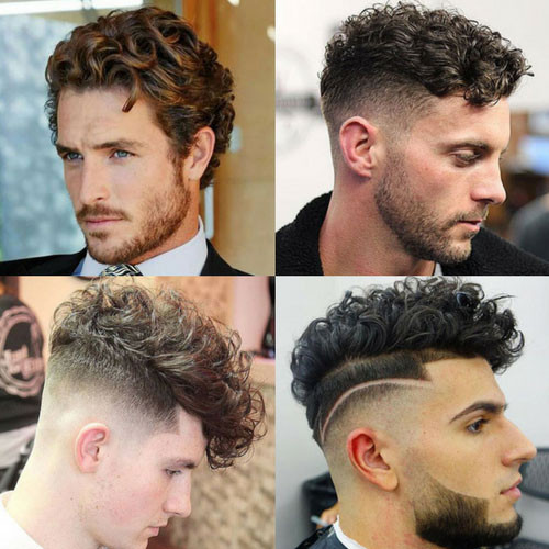Curly Hair Mens Haircuts  19 Best Haircuts For Curly Hair Men 2019 Update