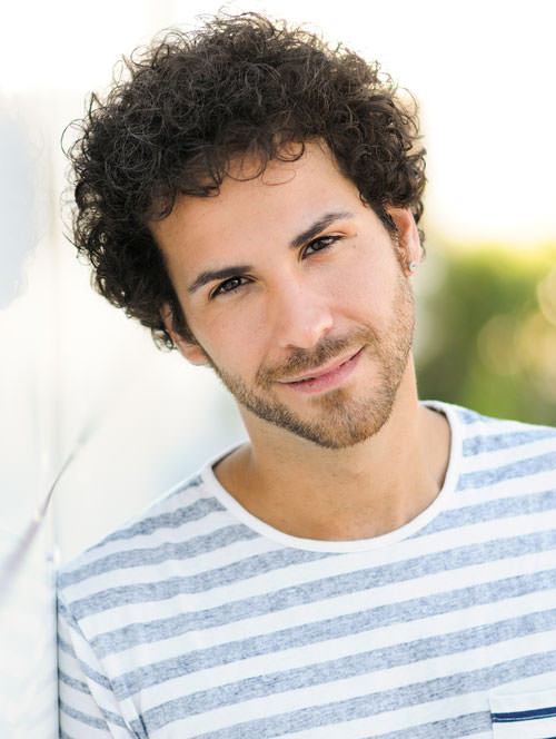 Curly Hairstyles For Guys  14 y curly hairstyles for men – HairStyles for Women