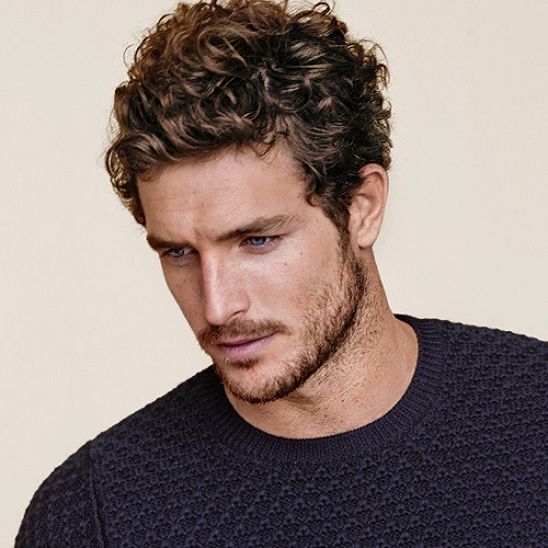 Curly Hairstyles For Guys  50 Smooth Wavy Hairstyles for Men Men Hairstyles World
