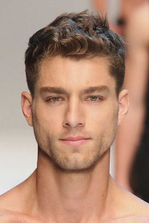 Curly Hairstyles For Guys  10 Good Haircuts for Curly Hair Men