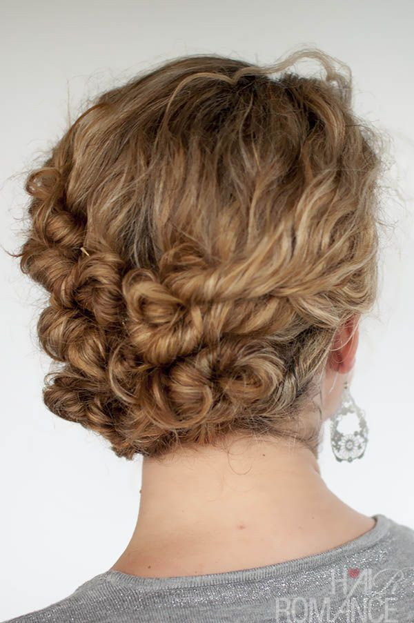 Best ideas about Curly Hairstyles Up Do . Save or Pin Top 28 Best Curly Hairstyles for Girls Now.