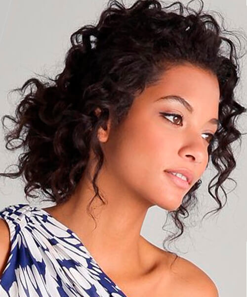 Best ideas about Curly Hairstyles Up Do . Save or Pin Natural hairstyles for African American women and girls Now.
