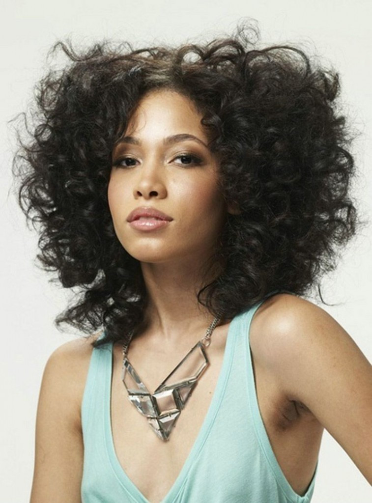 Curly Hairstyles With Weave  Curly hairstyles for black women with weave Hairstyle