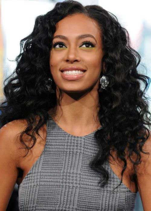 Curly Hairstyles With Weave  20 Curly Weave Hairstyles