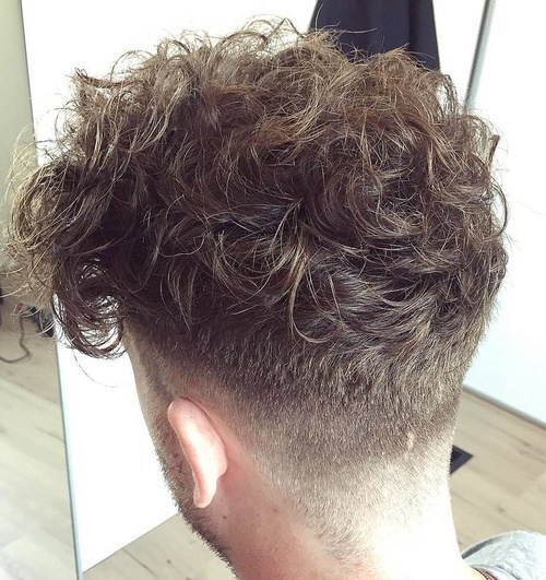 Best ideas about Curly Undercut Hairstyles . Save or Pin 50 Stylish Undercut Hairstyles for Men to Try in 2019 Now.