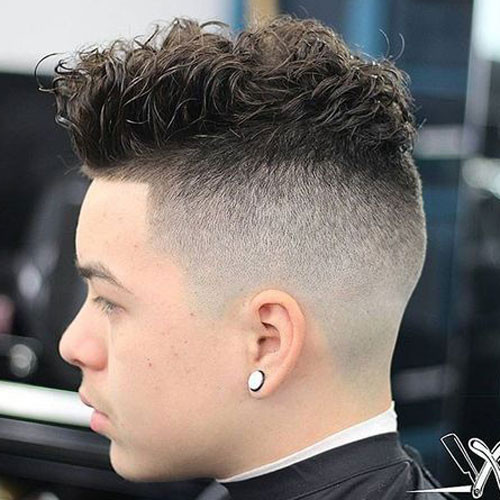Best ideas about Curly Undercut Hairstyles . Save or Pin The Curly Hair Undercut Now.