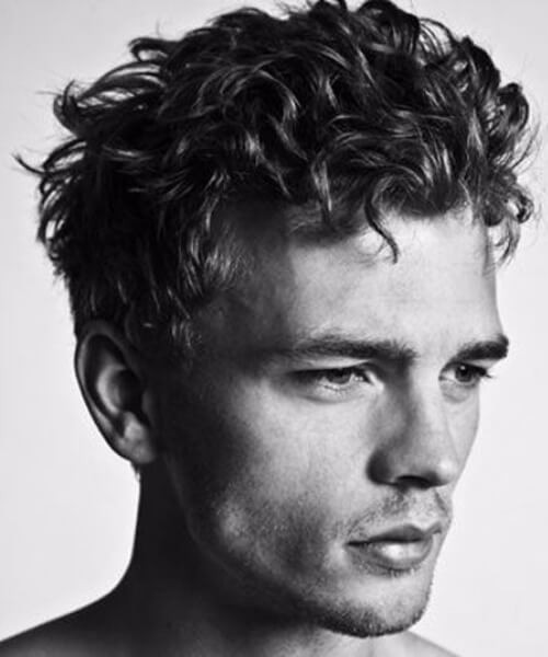 Best ideas about Curly Undercut Hairstyles . Save or Pin 45 Undercut with Curly Hair Styles for Men Now.