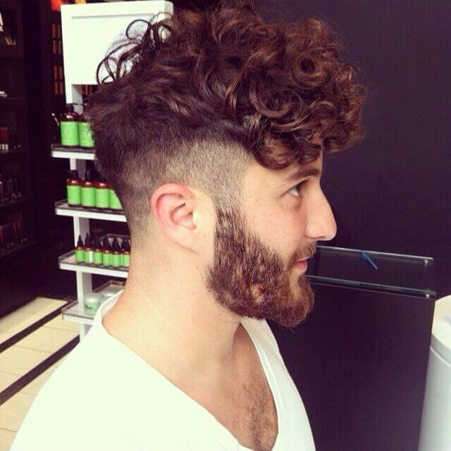 Best ideas about Curly Undercut Hairstyles . Save or Pin 10 Trendy Hairstyles For Curly Hair Now.