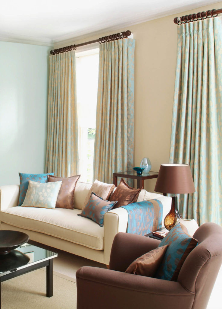 Best ideas about Curtains For Living Room . Save or Pin 53 Living Rooms with Curtains and Drapes Eclectic Variety Now.