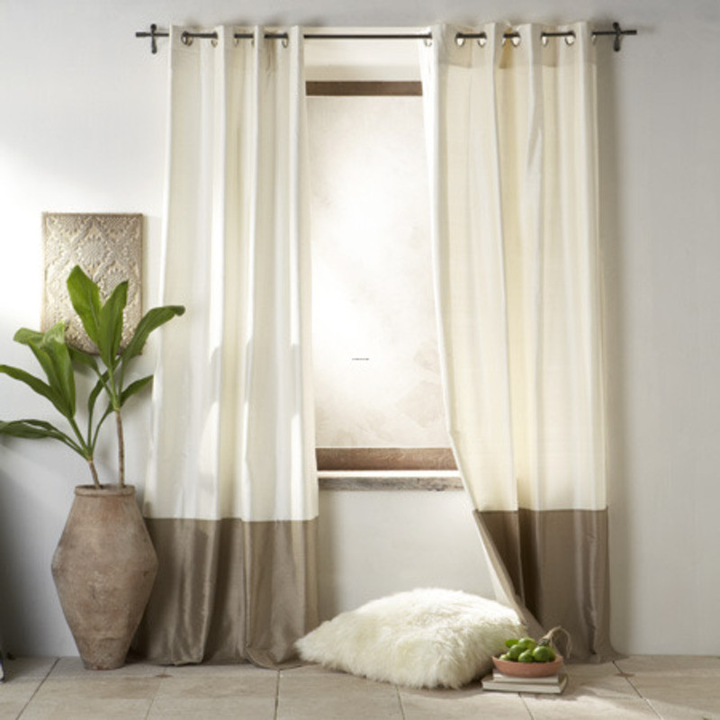 Best ideas about Curtains For Living Room . Save or Pin 8 Fun Ideas for Living Room Curtains MidCityEast Now.