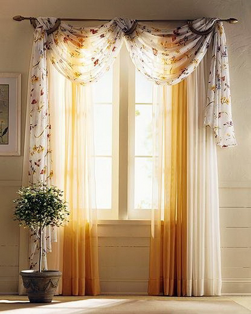 Best ideas about Curtains For Living Room . Save or Pin Top 22 Curtain Designs For Living Room Now.