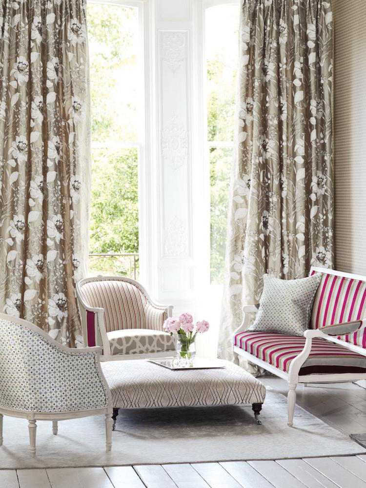 Best ideas about Curtains For Living Room . Save or Pin Trend 2016 living room curtains Now.
