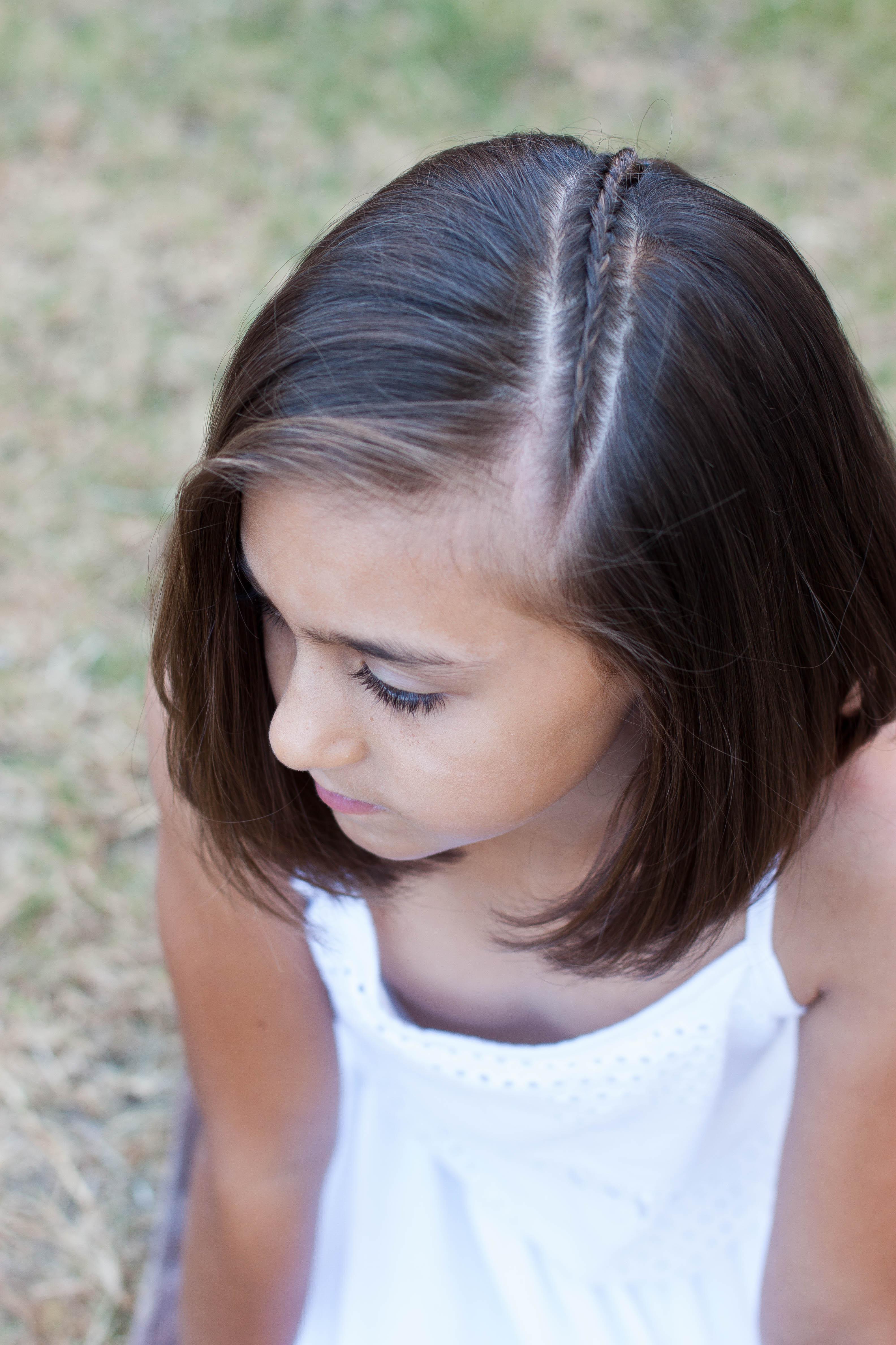 Cut Hairstyles For Short Hair  5 Braids for Short Hair