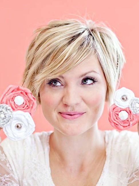Cut Hairstyles For Short Hair  2014 Cute Pixie Hairstyles for Short Hair PoPular Haircuts