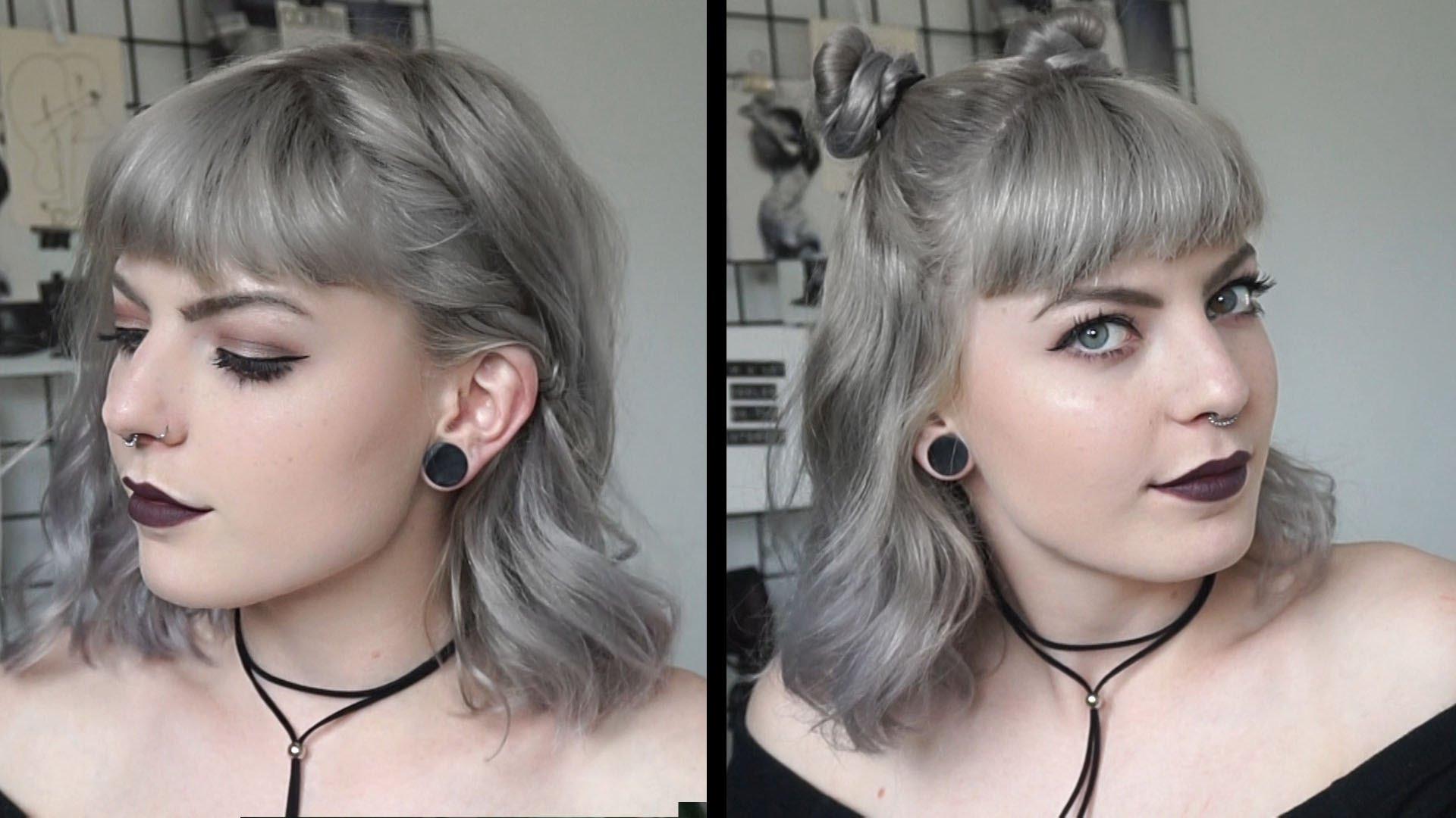 Cut Hairstyles For Short Hair  Cute Hairstyles for Short Hair Haircuts Hairstyles 2018