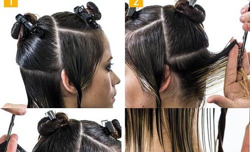 Cut Your Own Hair Short  Cut Your Own Hair Short Like a Professional