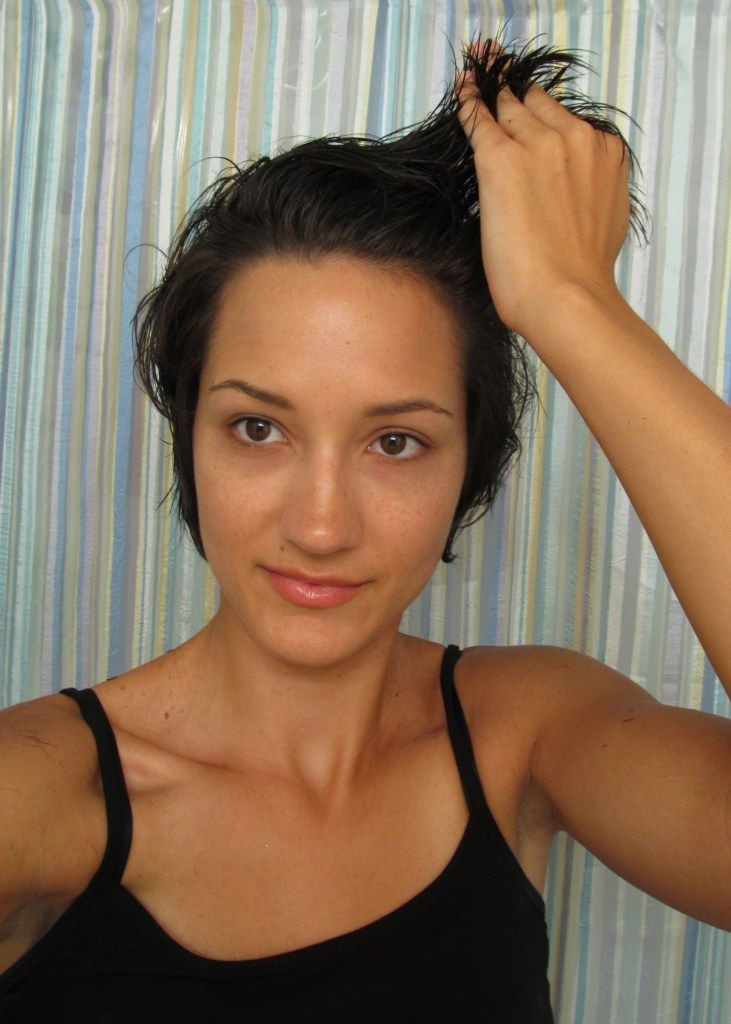Cut Your Own Hair Short  1000 ideas about Cut Your Own Hair on Pinterest