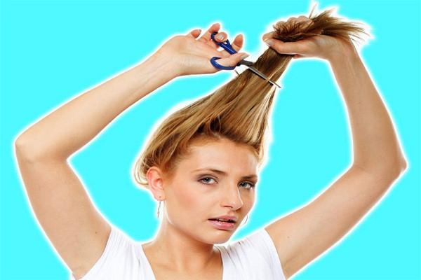 Cut Your Own Hair Short  Hair Cutting Tips – How to Cut Your Own Hair