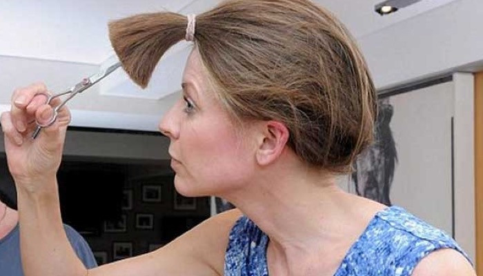 Cut Your Own Hair Short  How to Cut Your Own Hair PEI Magazine