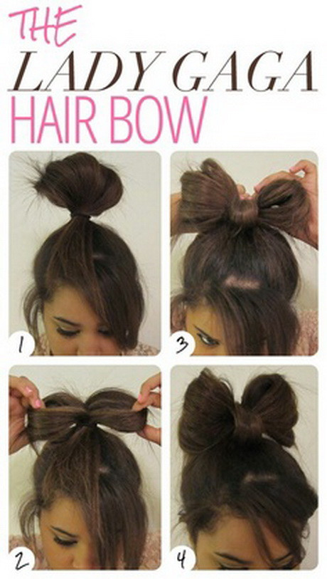 Cute And Fast Hairstyles  Quick cute hairstyles for long hair