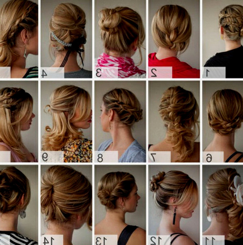Cute And Fast Hairstyles  Cute Hairstyles And Easy