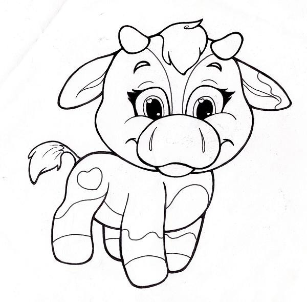 Cute Animal Coloring Pages For Girls  76 Best of Cute Animal Coloring Pages Bestofcoloring