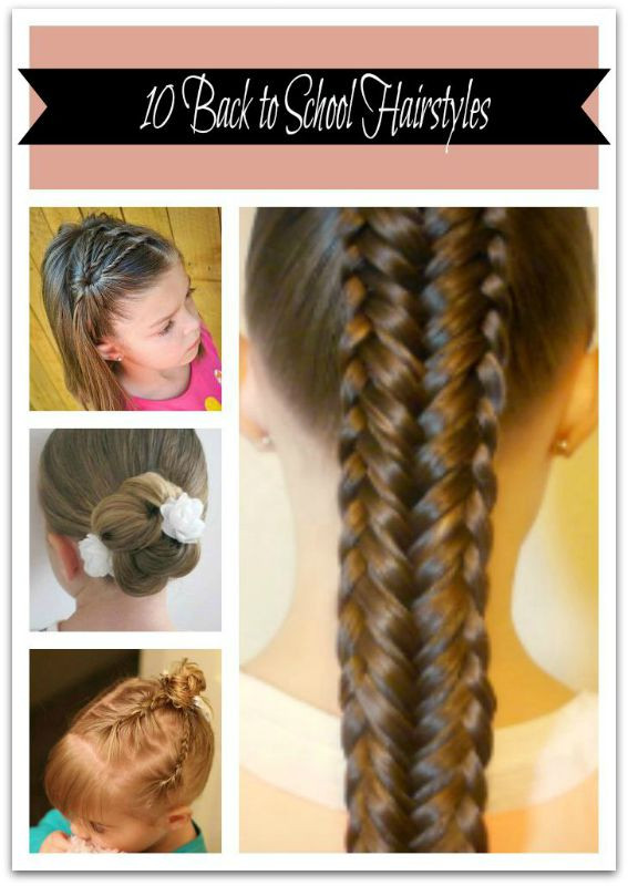 Best ideas about Cute Back To School Hairstyles For Black Hair . Save or Pin 10 Back to School Hairstyles Now.