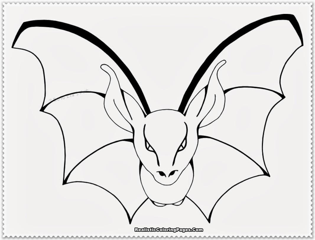Cute Bat Coloring Pages  The gallery for Cute Baby Bats Coloring Pages