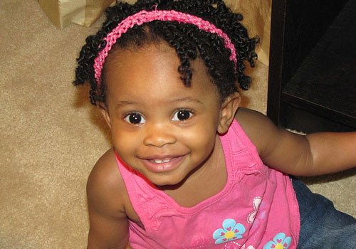 Cute Black Baby Hairstyles  25 Adorable Hairstyles For Little Black Girls