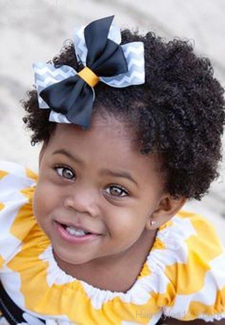 Cute Black Baby Hairstyles  Black Kids Hairstyles