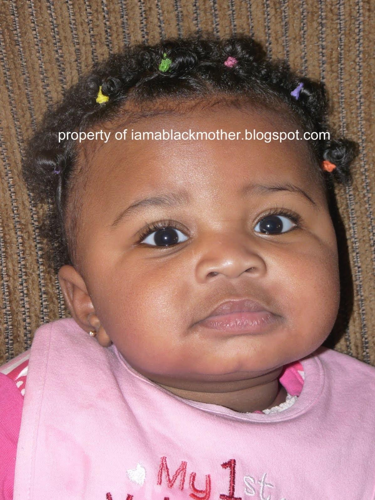 Cute Black Baby Hairstyles  Cute Black Baby Hairstyles