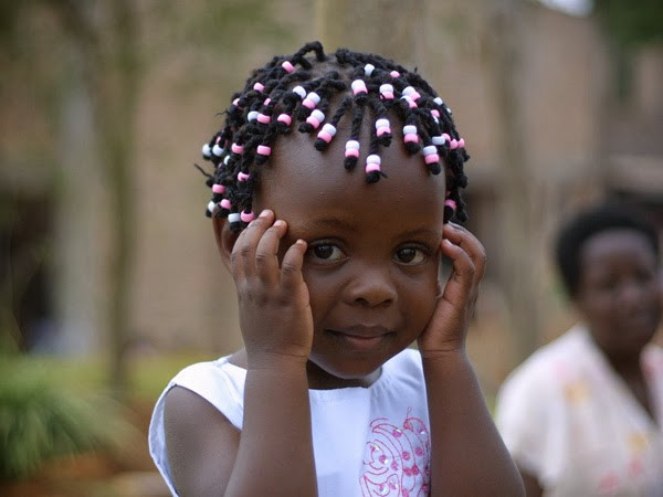 Cute Black Baby Hairstyles  Picture of cute hair styles for black baby girls