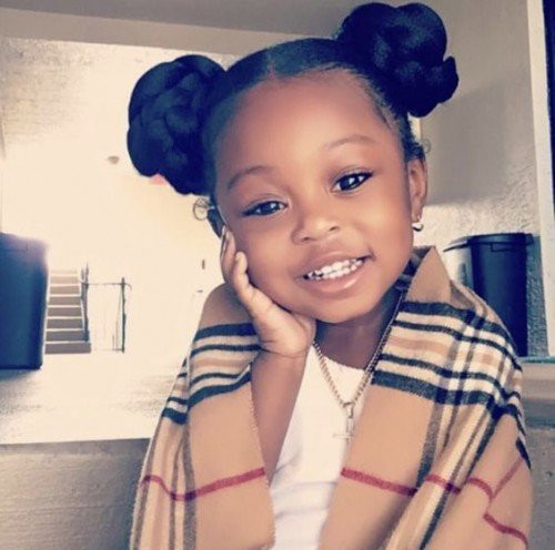 Cute Black Baby Hairstyles  40 Cute Hairstyles for Black Little Girls