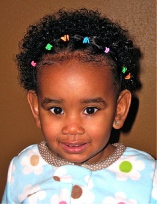Cute Black Baby Hairstyles  Cute Black Baby Hairstyles For Short Hair HairStyles