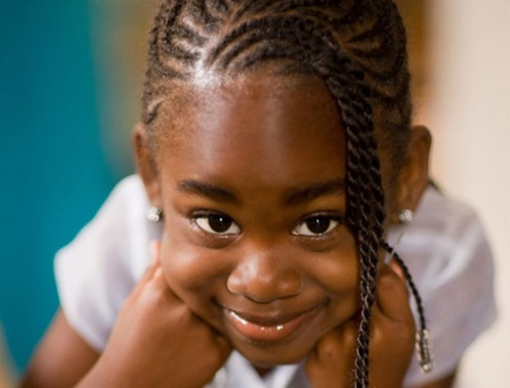 Best ideas about Cute Black Girl Haircuts . Save or Pin Lil black girls hairstyles Hairstyle for women & man Now.