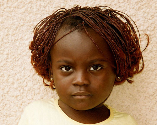 Best ideas about Cute Black Girl Haircuts . Save or Pin 35 Beautiful Hairstyles For Black Girls Now.