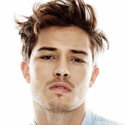 Cute Boy Hairstyles  25 Cute Hairstyles For Guys 2019