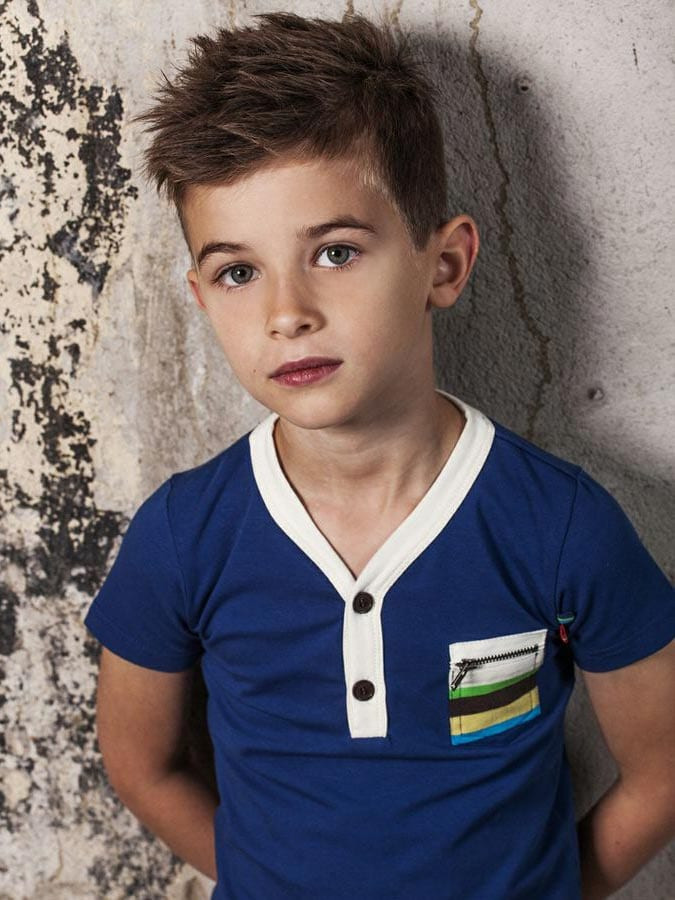 Cute Boy Hairstyles  How to Cut Boys Hair Layering & Blending Guides