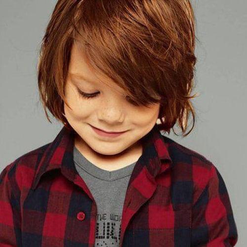 Cute Boy Hairstyles  30 Cool Haircuts For Boys 2017
