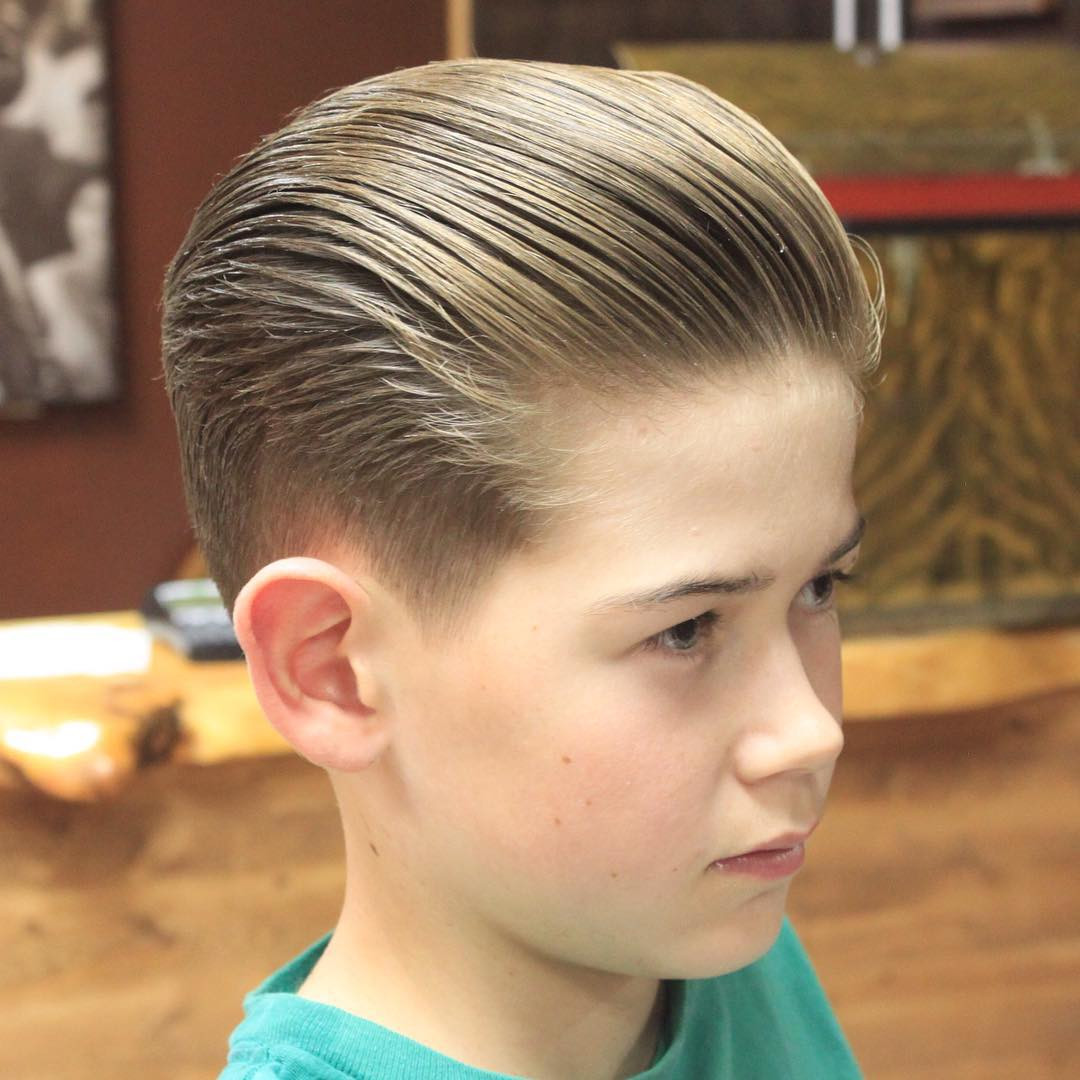 Cute Boy Hairstyles  15 Cute Little Boy Haircuts for Boys and Toddlers